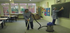شركة تنظيف مدارس بحريملاء