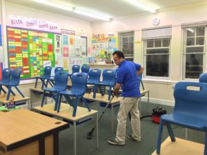 شركة تنظيف مدارس بالقويعية